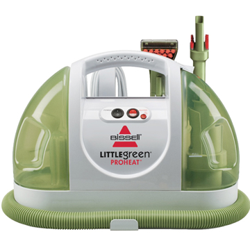 Picture of Bissell Little Green ProHeat Portable Carpet Cleaner - 14259