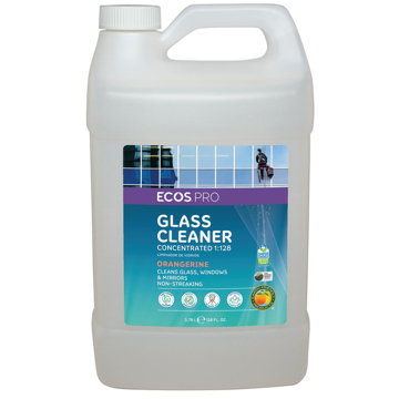 Picture of ECOS PRO Glass Cleaner, Orangine, 1:128 Concentrate - 4/1 Gallon