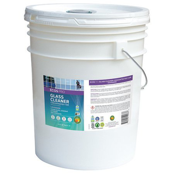 Picture of ECOS PRO Glass Cleaner, Lavender, 1:128 Concentrate - 5 Gallon Pail