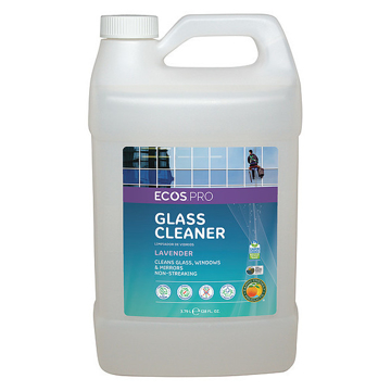 Picture of ECOS PRO Glass Cleaner, Lavender - 4/1 gallon