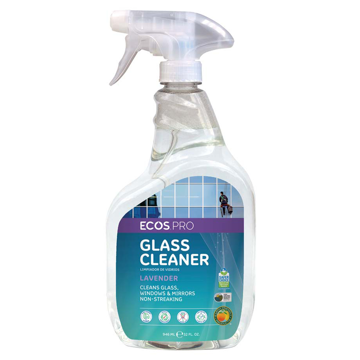 Picture of ECOS PRO Glass Cleaner, Lavender 6/32 Ounces
