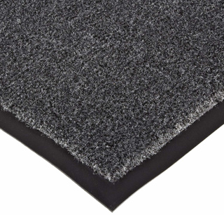 Picture of NoTrax Sabre Decalon Entrance Mat - 3 Feet x 12 Feet - Charcoal
