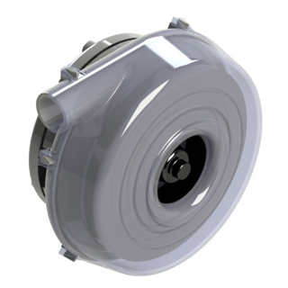 "Picture of Ametek Minijammer Brushless Blower, 5.0"", 24 VDC, 1 Stage - 119378-52"