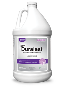 Picture of Odorcide Duralast Multi-Purpose Deodorizer - French Lavendar Vanilla - 4/1 Gallon