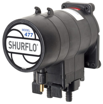 Picture of Pentair Shurflo 477 Series Diaphragm Pumps
