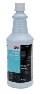 Picture of 3M TB Quat Disinfectant Cleaner Concentrate - 32 oz Bottle