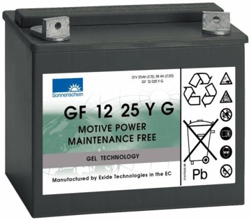 Picture of Sanitaire Replacement Battery for SC6200A - 16922CP