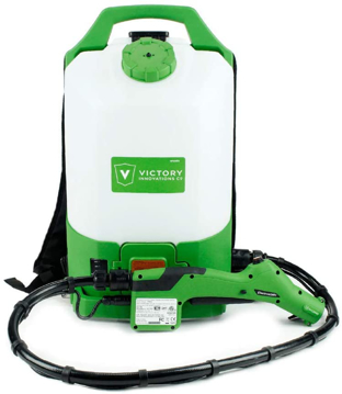 Picture of Victory Professional Cordless Electrostatic Backpack Sprayer